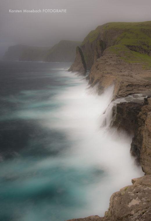 Färöer Inseln, Aufnahme des Naturfotografen Karsten Mosebach