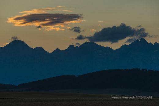 Hohe Tatra, Foto von Karsten Mosebach