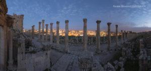Jordanien, Jerash, Foto aus dem Bildband Jordanien von Karsten Mosebach